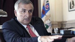 """Gerardo Morales aseguró que el gobierno jujeño garantiza """"la vida y la integridad"""" de Milagro Sala"""