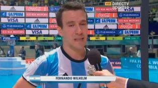 """Wilhelm: """"Ganamos y demostramos que queríamos la Copa�"""