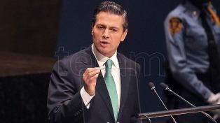 Peña Nieto y Trudeau reafirmaron la relación comercial entre su país y Canadá