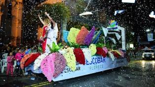 Realizarán de modo virtual la Fiesta Nacional de la Flor en Escobar