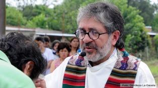 Inhuman los restos del sacerdote Juan Viroche