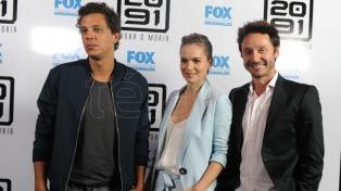 """Vicuña, Cipriota y Di Santo protagonizan """"2091"""", la nueva serie de ciencia ficción de Fox"""