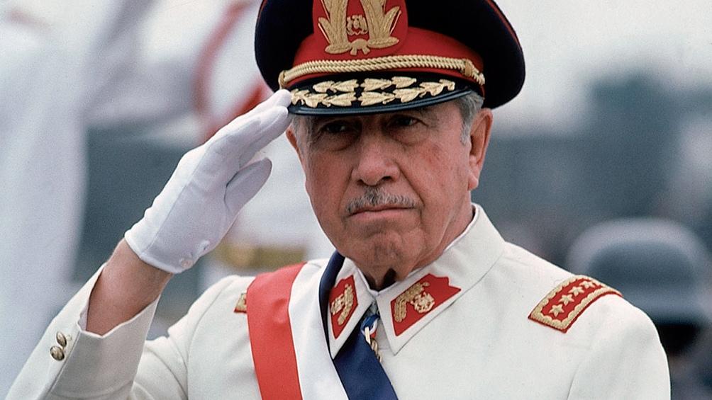La dictadura de Pinochet fue entre 1973 y 1990