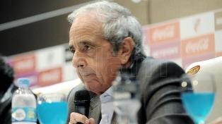 """D'Onofrio y las S.A: """"No quiero que entren ciertos capitales como los de los carteles al fútbol"""""""