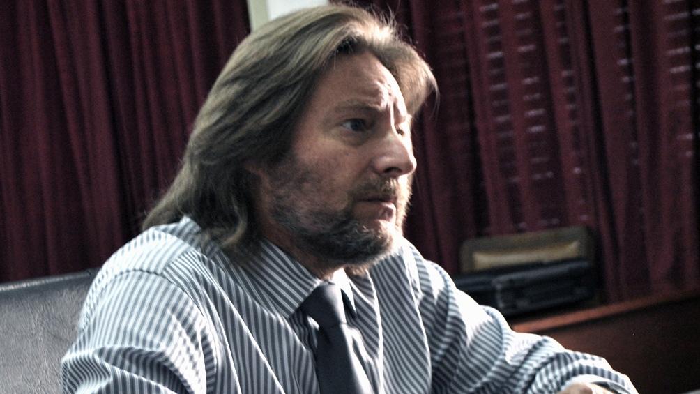 Carlos Rozanski, el excamarista que condenó al represor Miguel Etchecolatz.