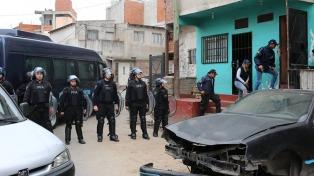 Cae una banda que traficaba cocaína de máxima pureza en la villa 1-11-14