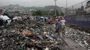 Al menos 21 muertos en Haití por la tormenta tropical Laura