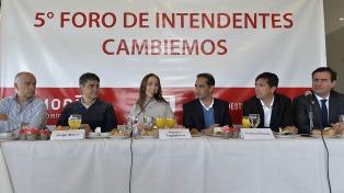 Vidal se reúne con intendentes de Cambiemos por inundaciones y estrategia electoral