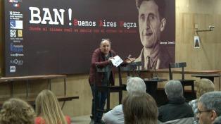Comenzó la quinta edición del BAN!, el Festival de Novela Negra de Buenos Aires