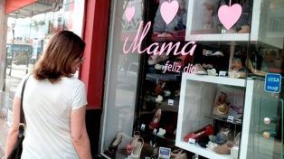 Las ventas por el Día de la Madre cayeron 25,1% en relación a 2019, según la CAME