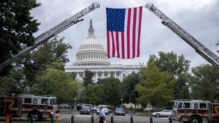 El Congreso aprobó fondos para habilitar la reapertura del Gobierno