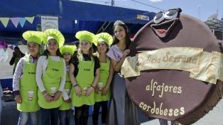 Arrancó la 19° edición de la Fiesta Nacional del Alfajor en La Falda