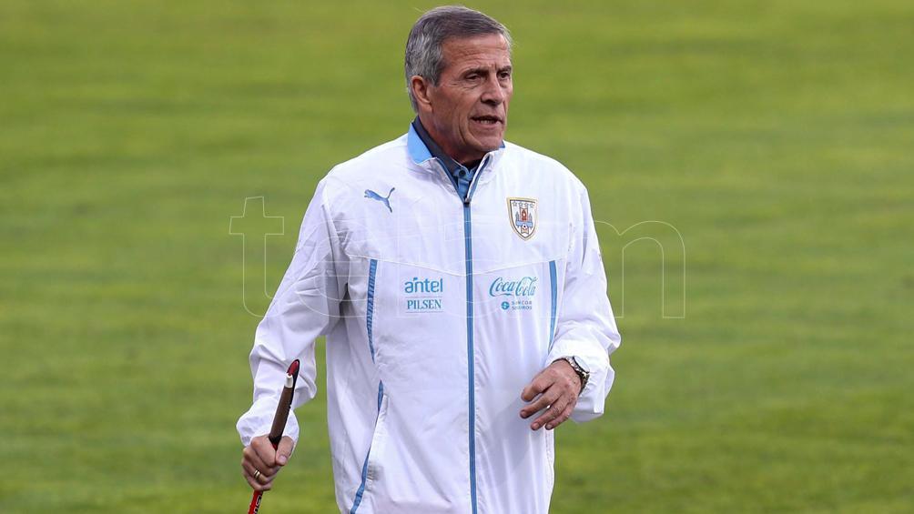 Oscar Tabárez se quejó de la programación de la eliminatoria sudamericana