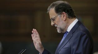 La moción de censura contra Rajoy se debatirá el 13 de junio