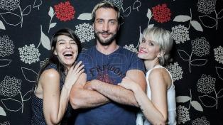 Cáceres, Gandini y Bassi,juntos en una comedia como la vida misma