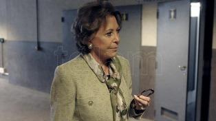Otorgaron la libertad condicional a María Julia Alsogaray