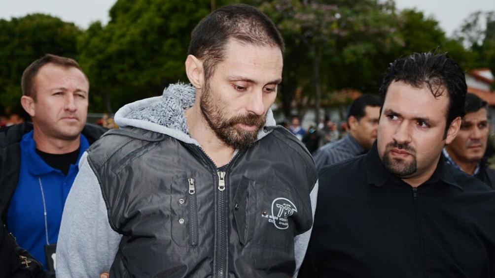 Pérez Corradi estaba detenido en el Penal Federal de Marcos Paz.