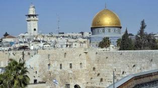 Hamas y la Liga Árabe advierten sobre el posible reconocimiento a Jerusalén