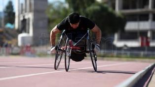 Un paratleta mendocino, en busca del guinness en mayor distancia recorrida en silla de ruedas