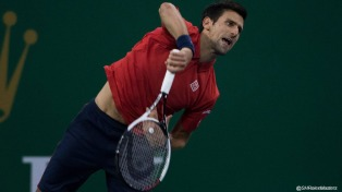 Djokovic fue eliminado en China por un español