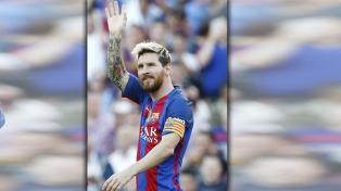 Barcelona recordó el gol de Messi a Estudiantes en la final del Mundial de Clubes 2009