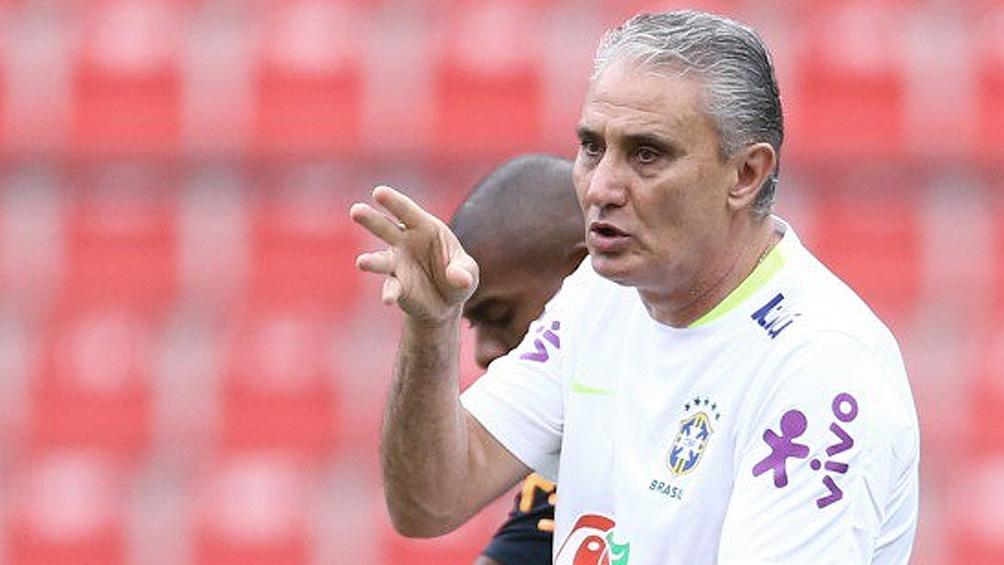 Tite ponderó luego el poderío de Brasil en esta Copa América, a la que llegó a la final después de ganar cinco partidos y empatar otro