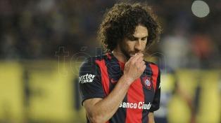 Coloccini renovó su contrato con San Lorenzo