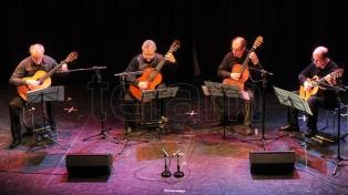 El XXV Festival Guitarras del Mundo se presenta en el teatro Auditorium
