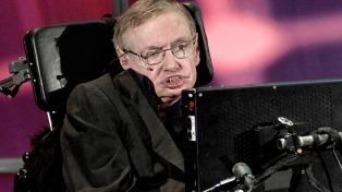 Stephen Hawking viajará al espacio en una nave de una empresa privada