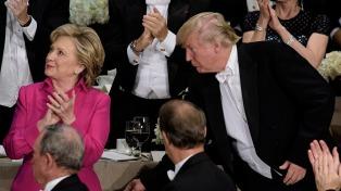 Clinton ya tiene dos millones de votos más que Trump