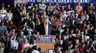 """Trump atacó la cobertura """"deshonesta"""" de los medios de comunicación"""