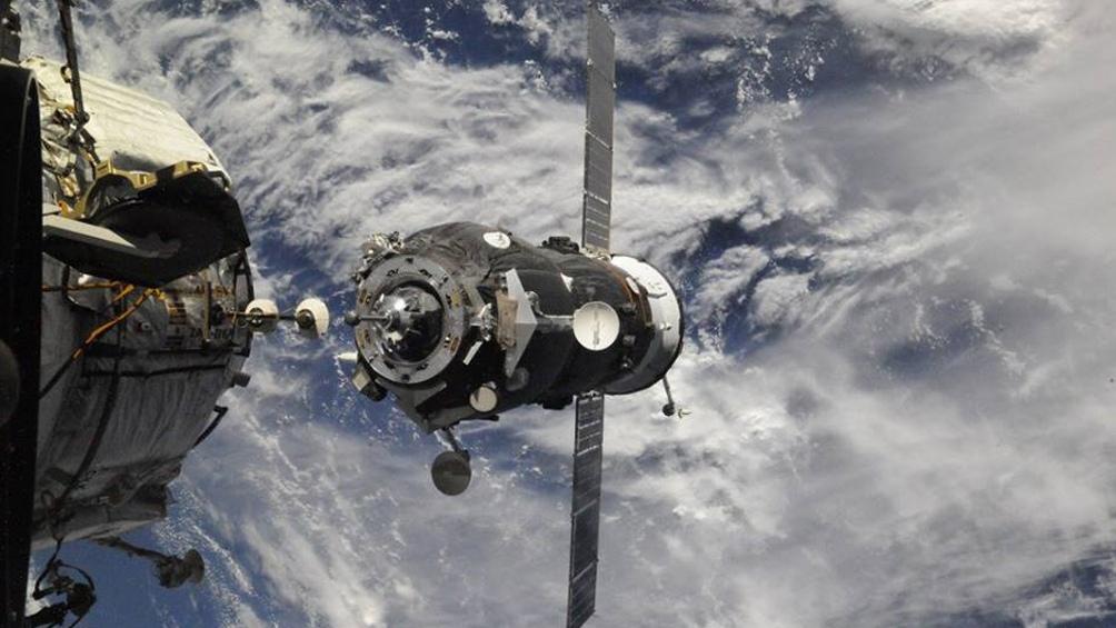 La Estación Espacial Internacional alberga actualmente a diez personas.