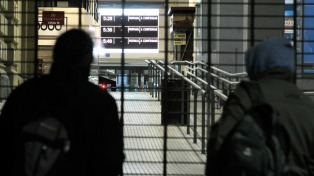 Personal jerárquico de ferrocarriles anunció un paro en todo el país
