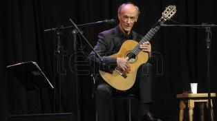 Las guitarras correntinas recordaron a Nini Flores