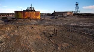 Los vecinos de San Antonio Oeste advirtieron por contaminación de una minera