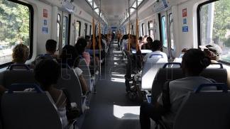 En los horarios de mayor demanda se podrá circular con un pasajero parado por metro cuadrado.