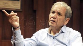 """A la movilización de la CGT """"van los trabajadores"""", afirmó Palazzo"""