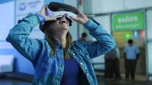 Empapados de innovación y tecnología, miles de jóvenes coparon el Campus Party