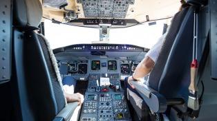 Ahora los pilotos argentinos podrán sumar las horas de vuelo realizadas en el extranjero