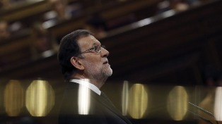 Podemos presentó su moción de censura contra Rajoy