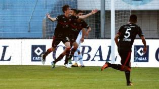 Colón cortó la racha y volvió al triunfo ante Atlético Rafaela