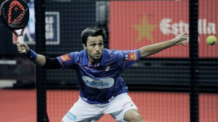 El argentino Belasteguín ganó el torneo de padel de Buenos Aires