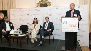 Aguad: Argentina avanza en �La transformación tecnológica más importante� de su historia