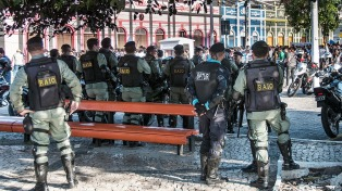 Ola de homicidios en medio de motín policial en Ceará: 29 asesinatos en 24 horas
