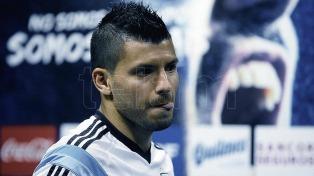 Sergio Agüero se desmayó por un cuadro de lipotimia