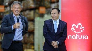 """El ministro Cabrera reiteró que """"la prioridad del Gobierno es generar empleo"""""""
