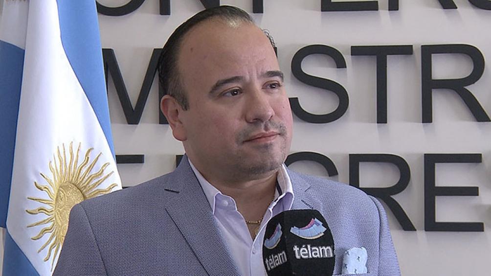 Julio Estevez Upsafip