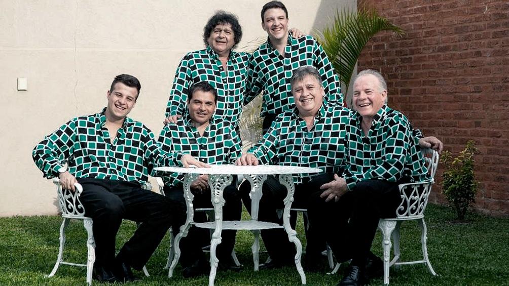 Los músicos de la movida tropical se contagiaron durante los ensayos que compartieron