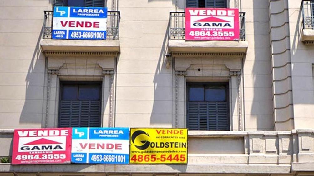 En la Ciudad de Buenos Aires, en junio se realizaron 2.439 escrituras de compraventa, frente a las 1.405 del año pasado.