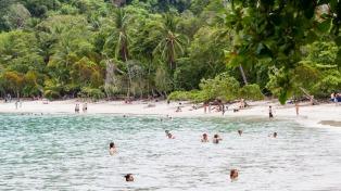 El paraíso tropical de los ticos